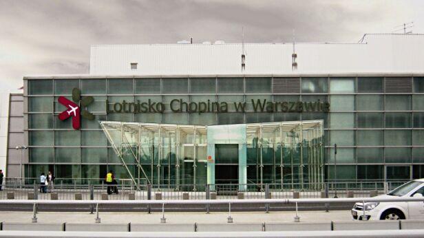Lotnisko Chopina w Warszawie TVN24 BIŚ