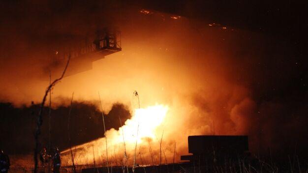 Pożar Łazienkowskiego: śledztwo będzie umorzone