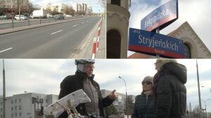 """""""Obywatelska"""" ulica Stryjeńskich: teraz zwężą, za rok poszerzą?"""