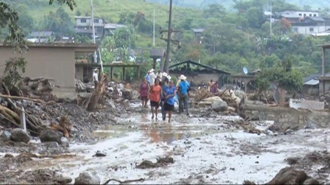 50 osób nie żyje. <br />Meksyk atakowany przez huragany