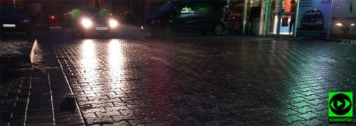"""""""Niewidoczny lód na drogach i chodnikach"""". Gołoledź"""