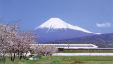 Święta góra Japończyków pogrzebie okoliczne wioski?