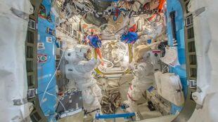 Zapraszamy na pokład  Międzynarodowej Stacji Kosmicznej